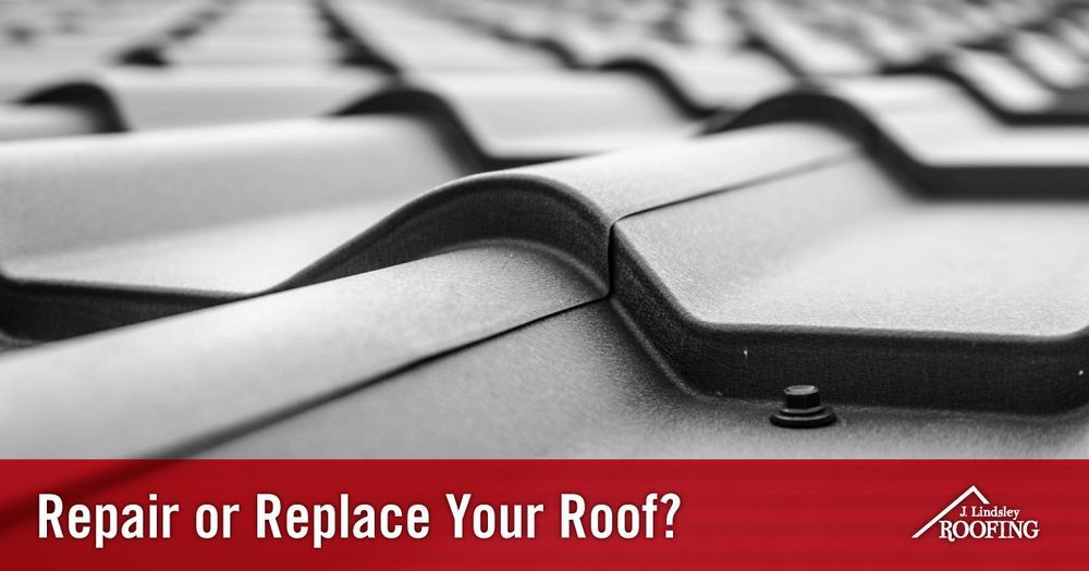 To Replace or Repair Your Roof... That is the Question!